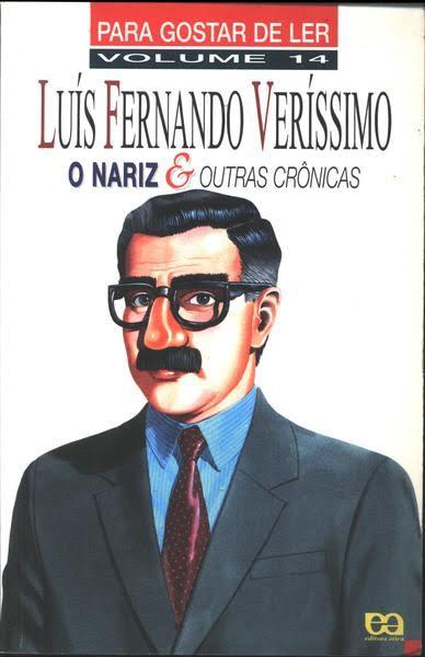 Livro de Crônicas Luís Fernando Veríssimo